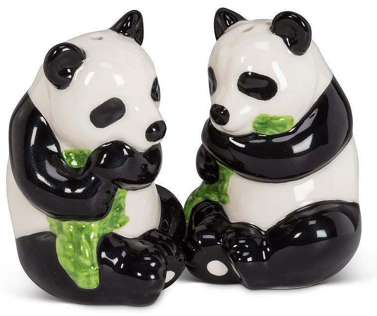 Pandas Salt and Pepper