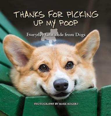 Book - Thanks for picking up my poop
