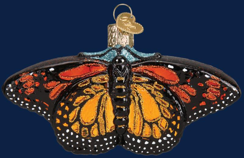 Old World ~ Monarch Butterfly