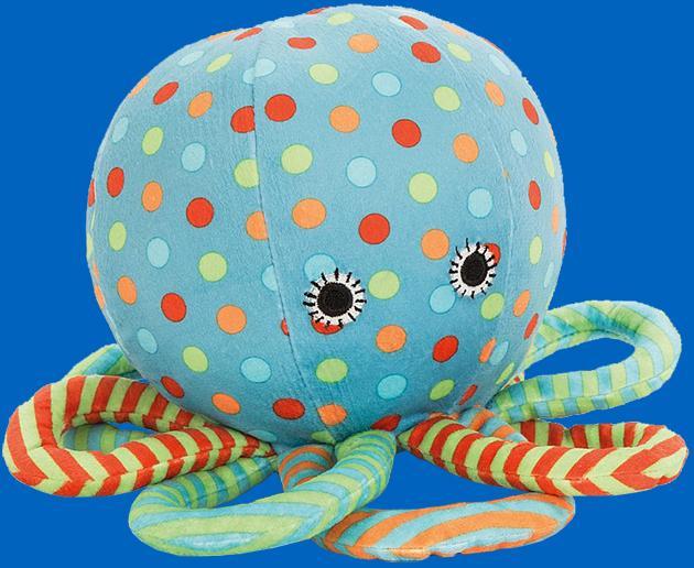 Under the Sea Octopus