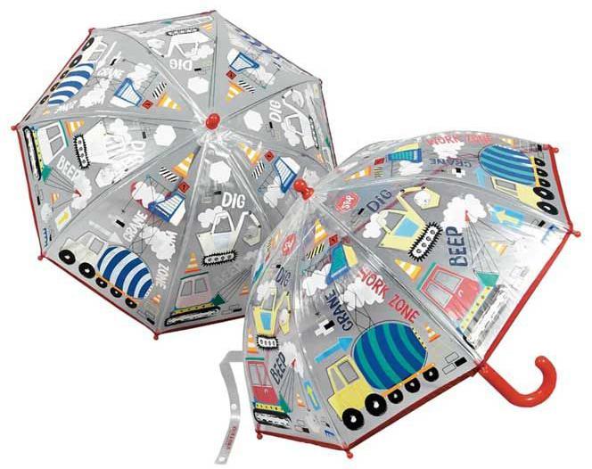 Construction Color Changing Umbrella
