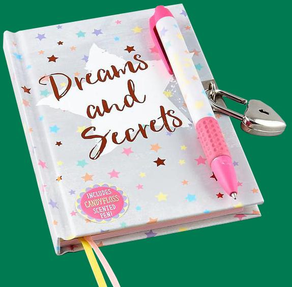 Dreams and Secrets Diary