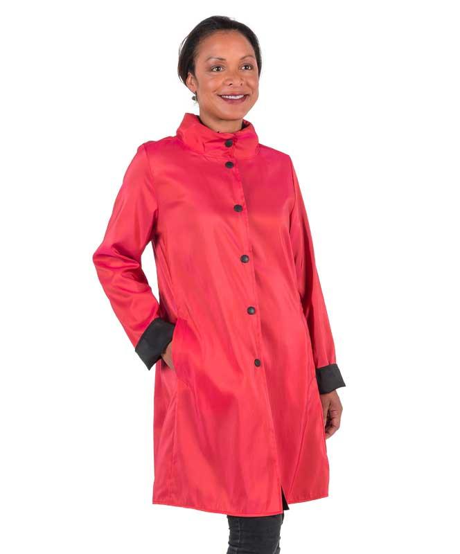 Simone Coat Lipstick Red Jet
