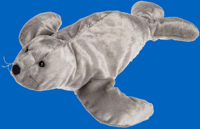 Sammy Seal Plush Animal