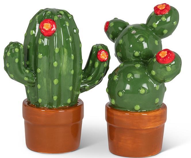 Cactus Salt and Pepper