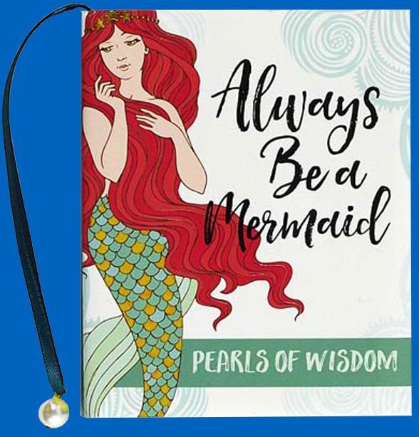 Always Be a Mermaid Book