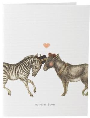 Modern Love - Card