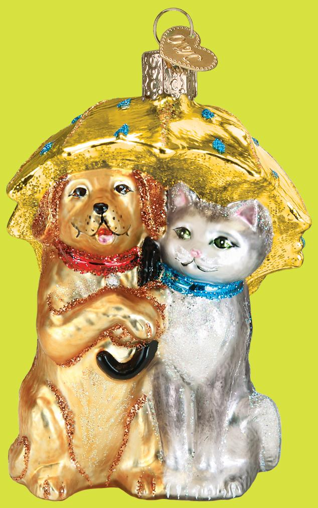 Old World - Raining Cats and Dogs