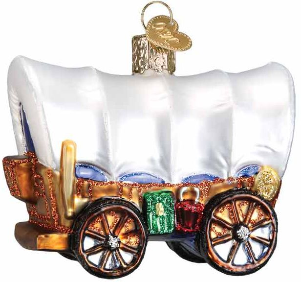 Old World - Covered Wagon