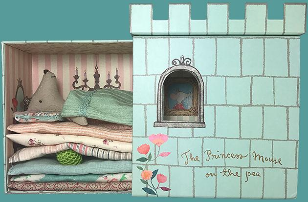 Maileg - Princess and the Pea