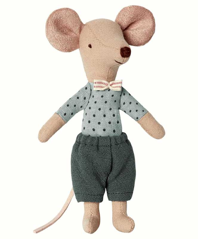 Maileg Big Brother Mouse