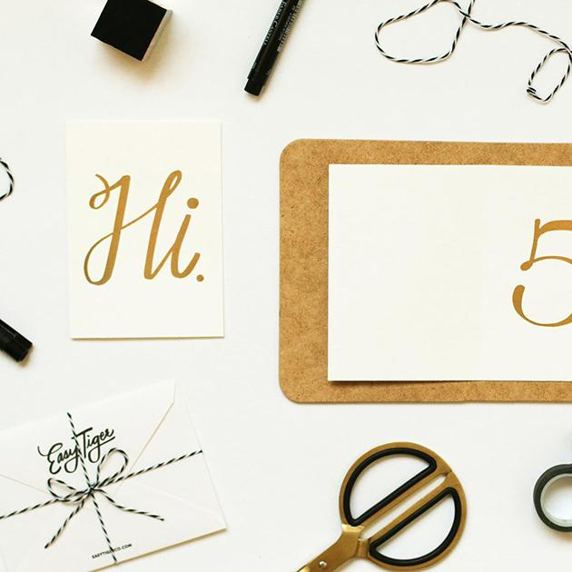 Hi-Gold-Foil-Card