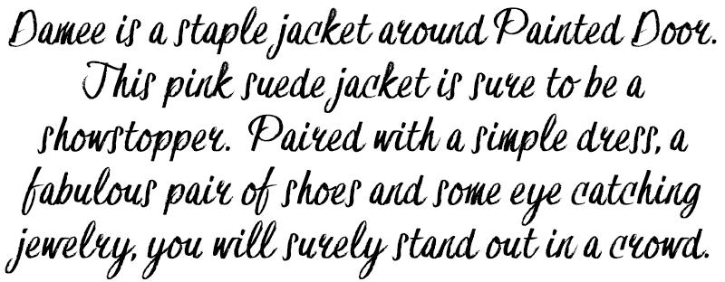 Damee Jacket