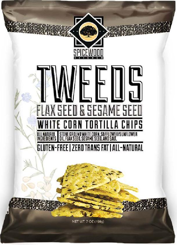 Classy Delites - Tweeds Flax Seed & Sesame Seed