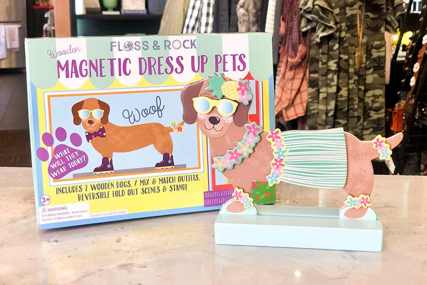 Pets Magnetic Dress Up