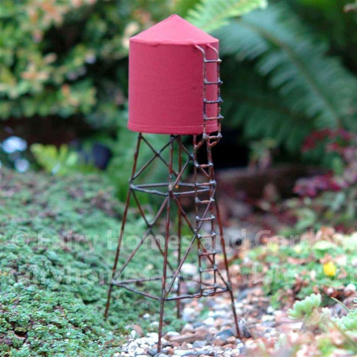 Mini Water Tower