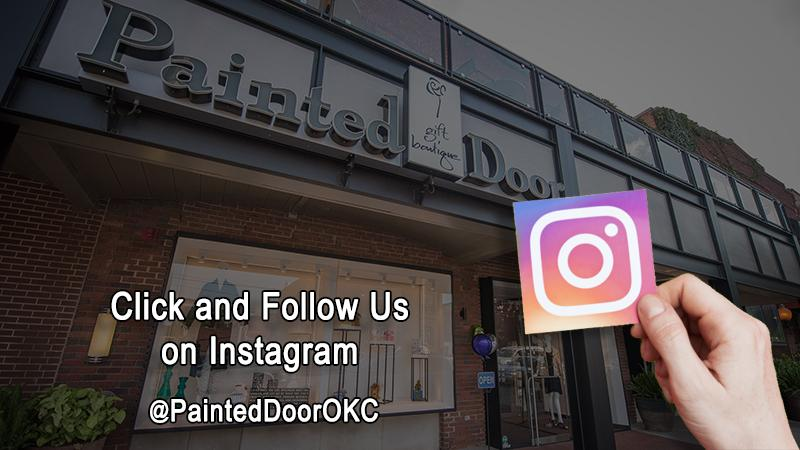 Follow PaintedDoorOKC on Instagram
