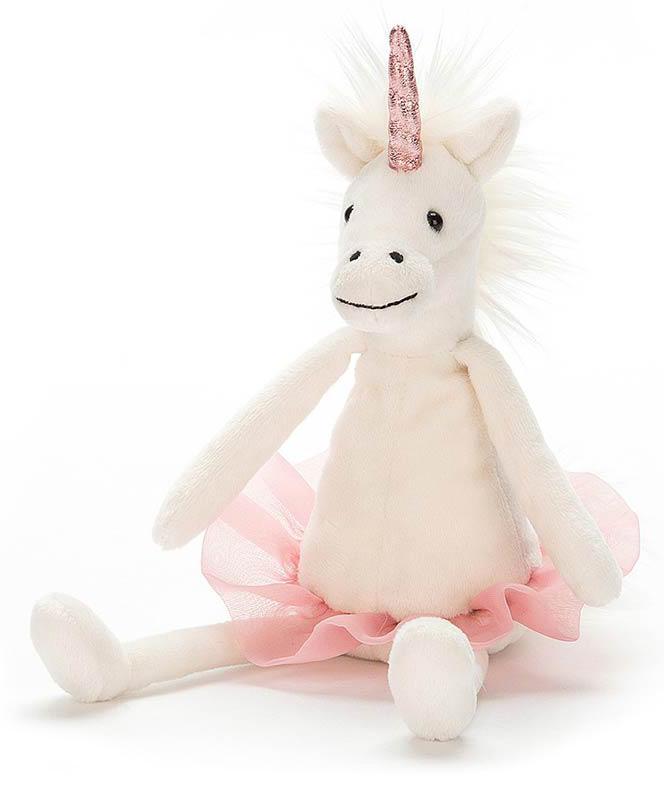Jellycat - Dancing Darcey Unicorn
