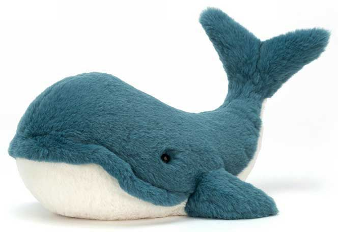 Jellycat Small Wally Whale
