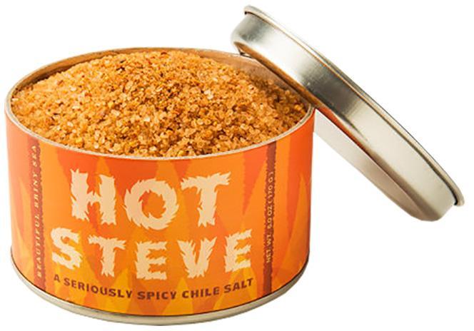Hot Steve Sea Salt