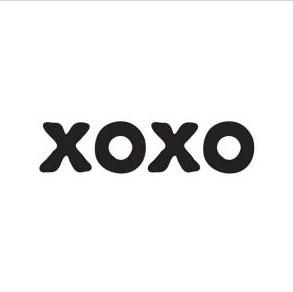 XOXO blank inside card
