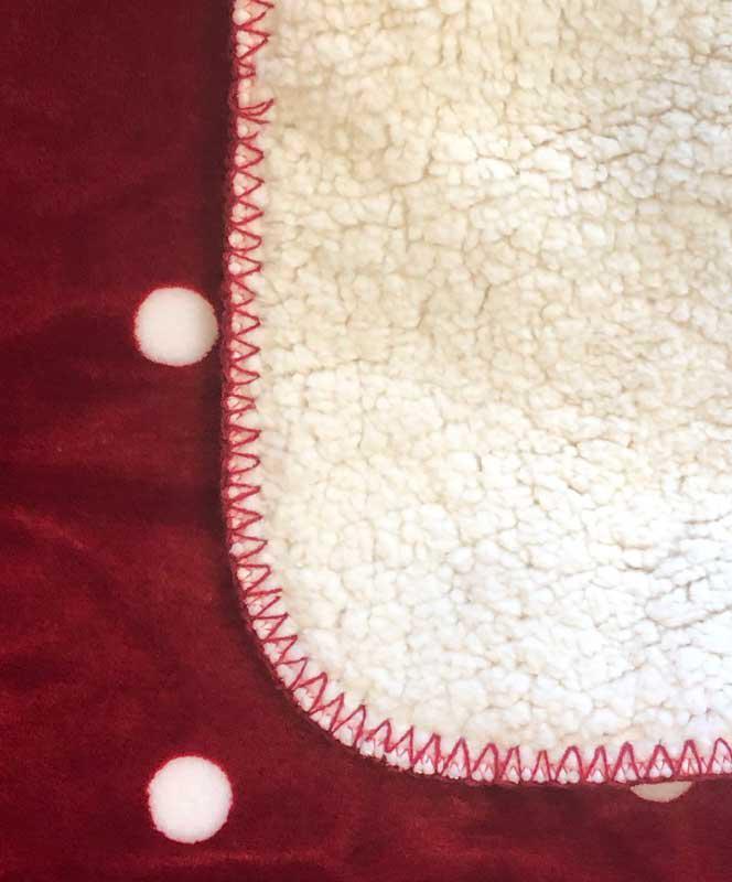 Boomer Sooner Tailgate Blanket