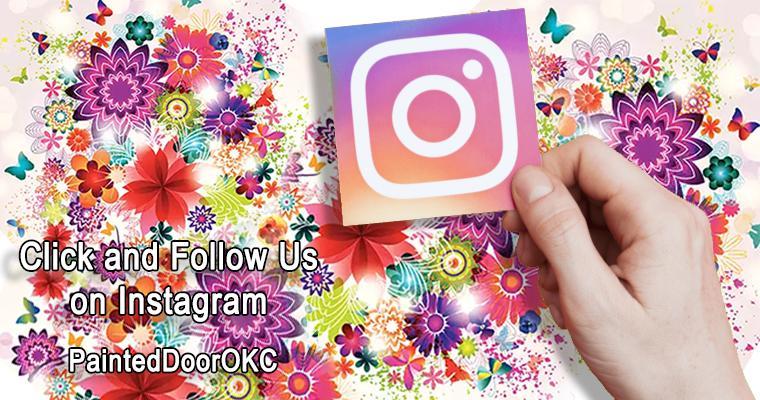 Follow Painted Door on Instagram