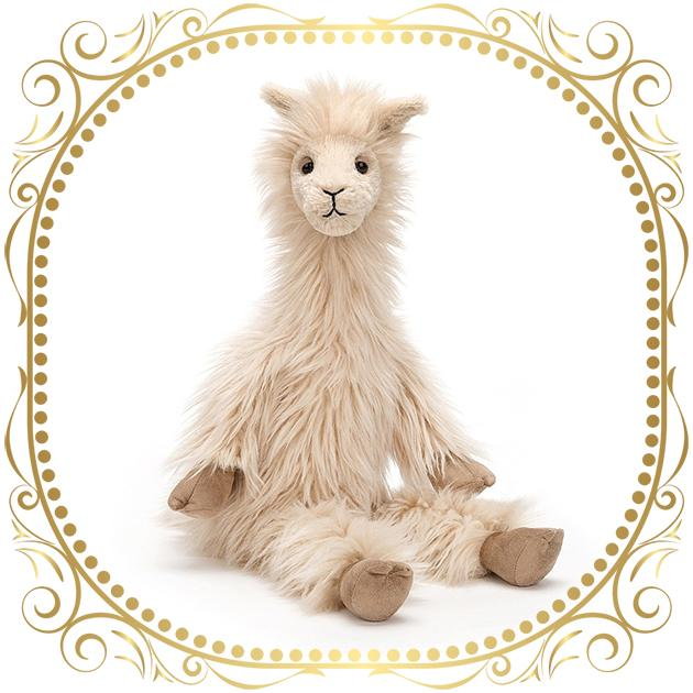 Jellycat - Luis Llama