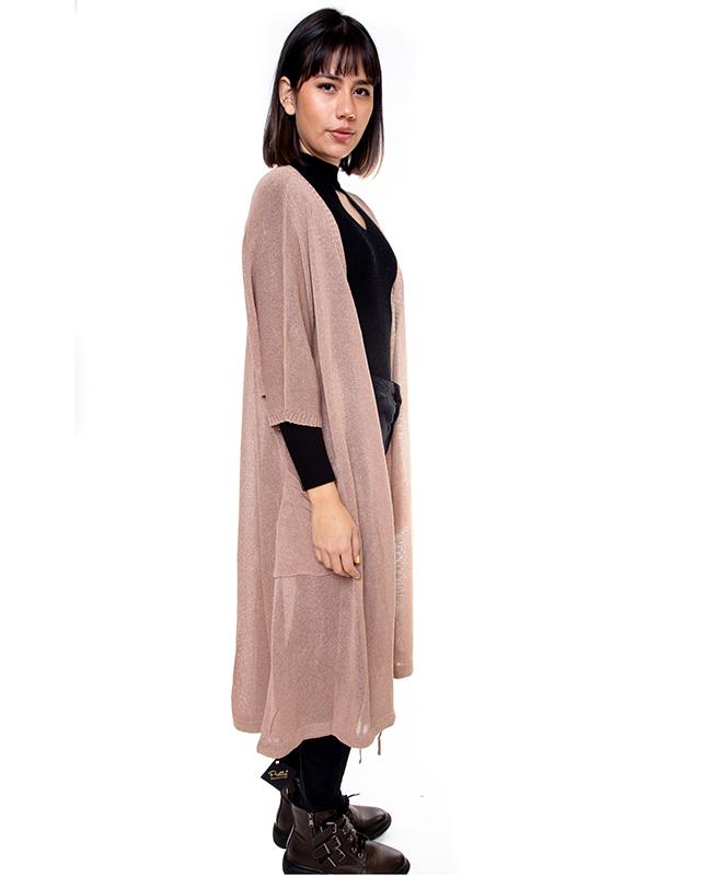 Khaki Cardigan Kimono