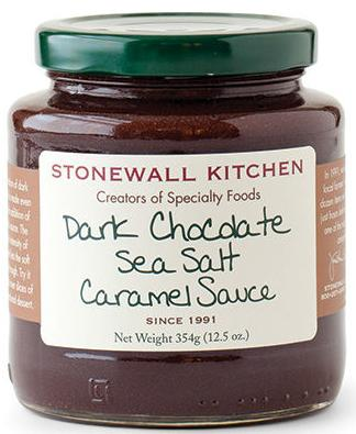 Dark Sea Salt Chocolate