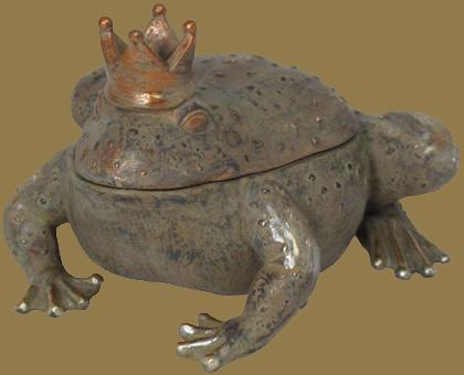 Prince Frog Box