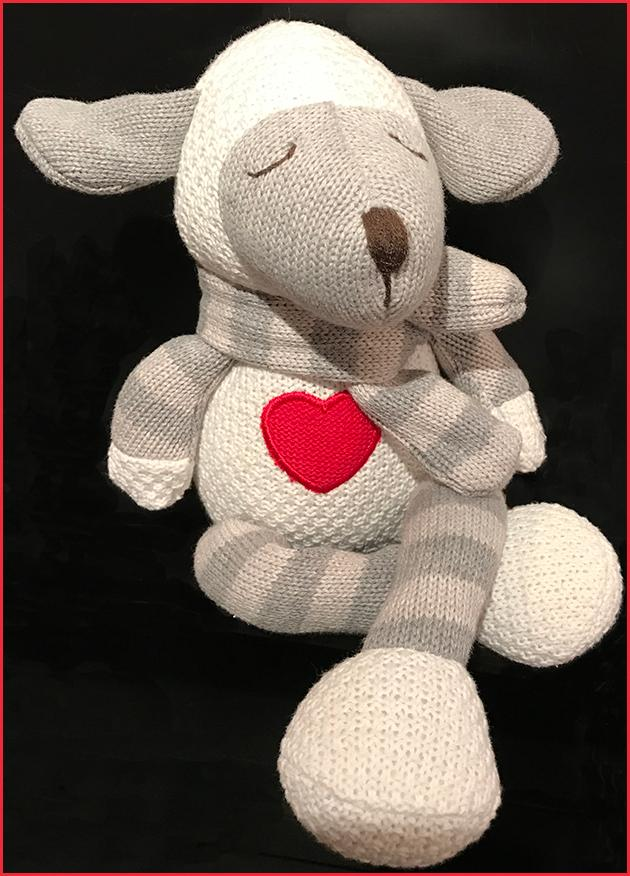 Lamb with Heart