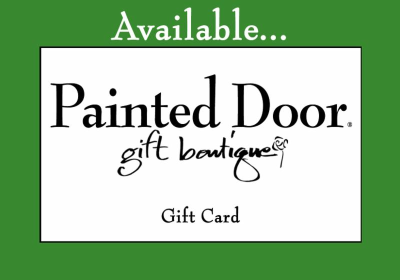 Painted Door Gift Card
