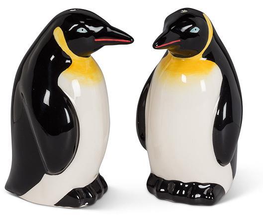 Penguins Salt and Pepper
