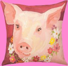 Pinky Pig Pillow