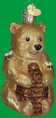 Old World - Honey Bear Cub