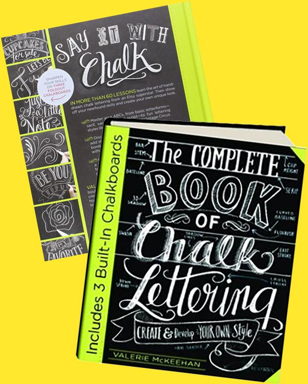 Book - Chalk Aludering
