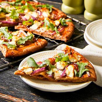 Savory Jam Pizza