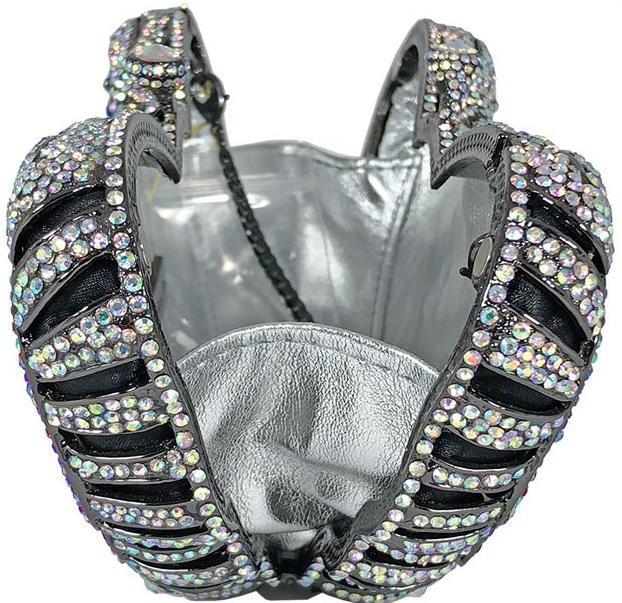Butterfly Blingy Handbag