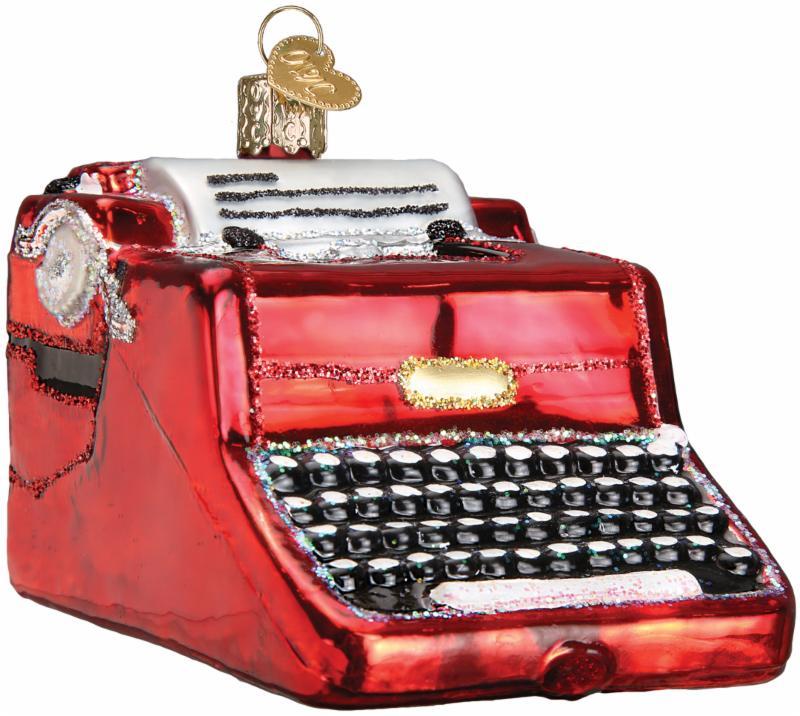 Old World - Typewriter