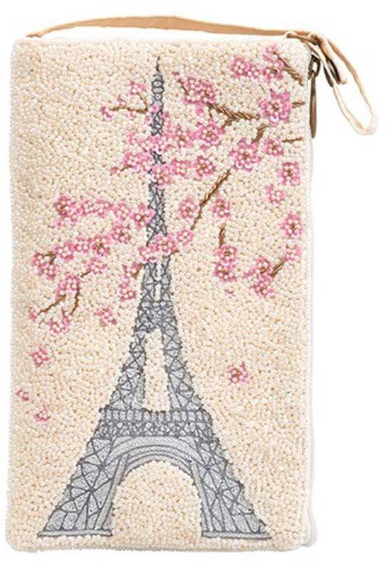 eaded Paris In Spring Crossbody