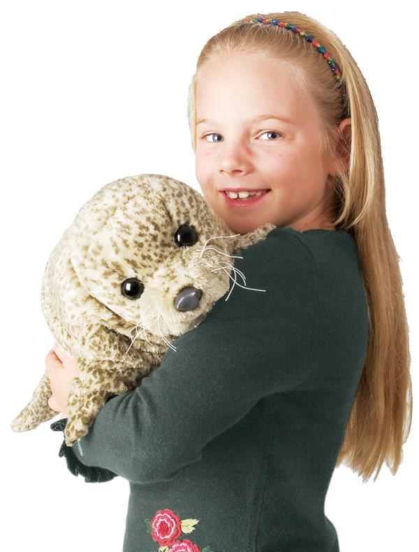 Harbor Seal Puppet