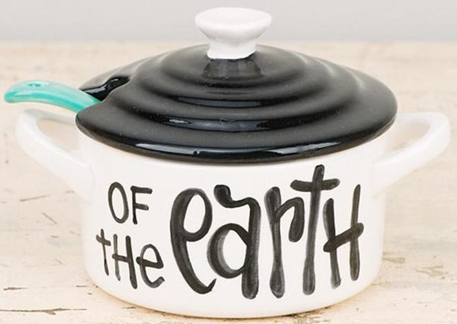 Salt of the Earth Dish