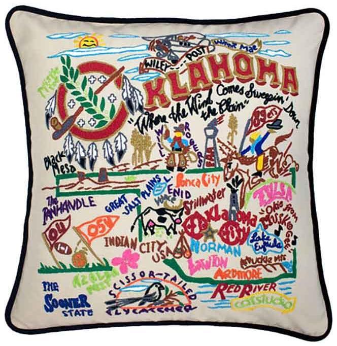 Oklahoma Pillow