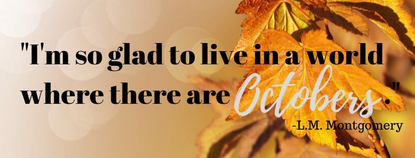 I'm so glad...