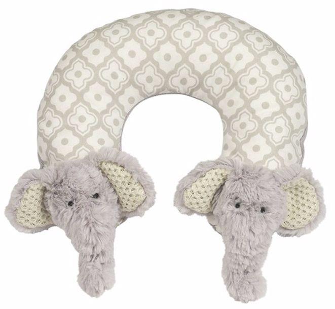 Elephant Travel Pillow