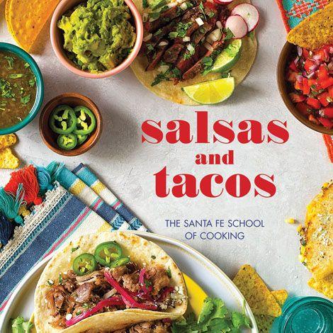 Salsas and Tacos Cookbook