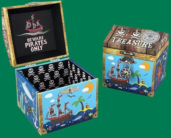 Treasurer Box