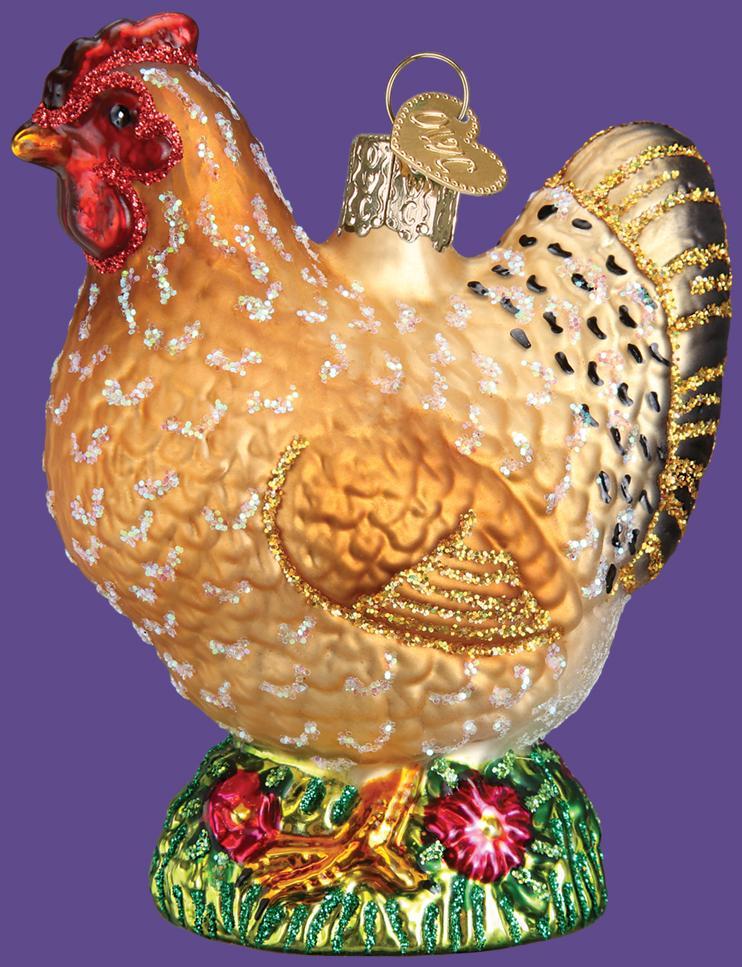 Old World - Spring Chicken