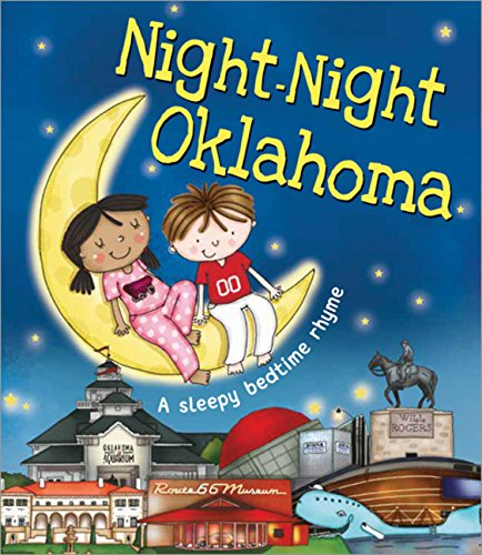 Night Night Oklahoma Book